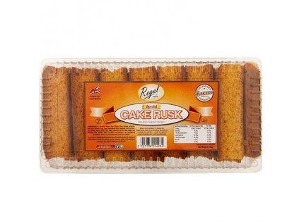Sládké suchary Cake Rusk, REGAL 630g