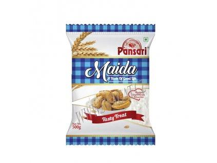 Maida pšeničná hladká mouka, PANSARI 500g