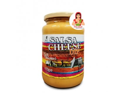 Salsa Cheddar Cheese DIP, 470g