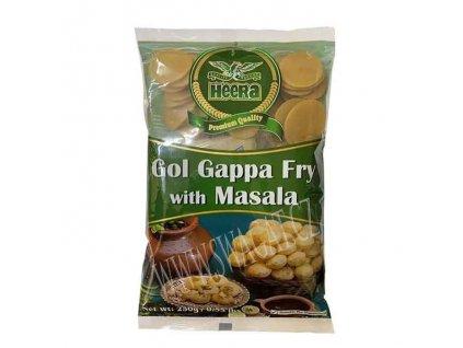 Gol Gappa s masalou, HEERA 250g