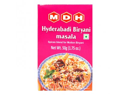 Koření jehněčí biryani (Hyderabadi Biryani Masala), MDH 50g
