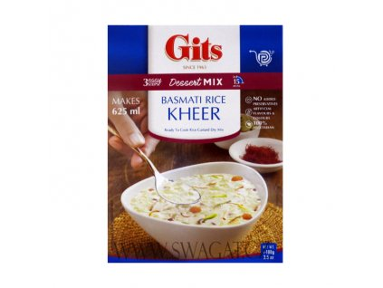 Basmati Rice Kheer - instantní směs (Instant Mix), GITS 100g