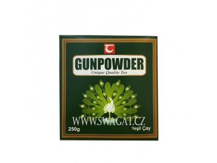 Zelený čaj Gunpowder, TANAY 250g
