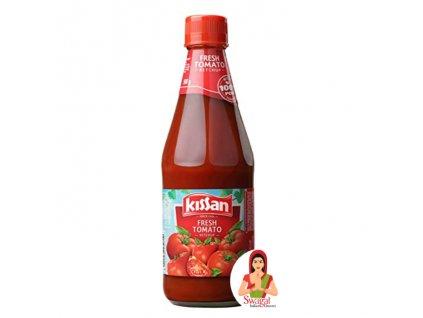 Kečup (Fresh Tomato Ketchup), KISSAN 500g