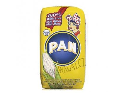 Bíla kukuřičná mouka, P.A.N. 1 kg