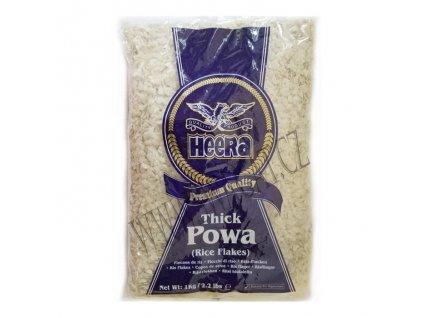 Rýžové vločky silné, HEERA 1kg