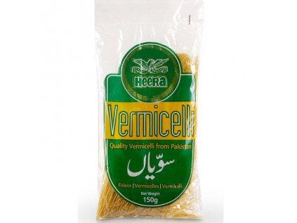 Tenké vlasové pečené nudle (Roasted Vermicelli), HEERA 150g