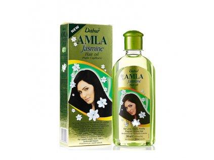 Amla ajurvédský jasmínový vlasový olej, DABUR 200ml