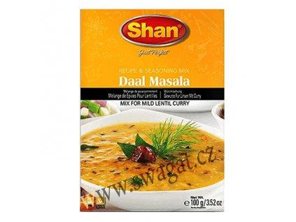 Koření na čočkové kari Daal Masala, SHAN 100g
