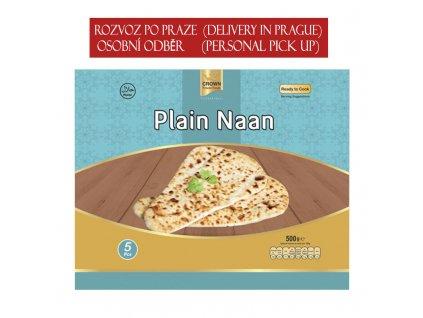 Naan, CROWN 500g (5ks)