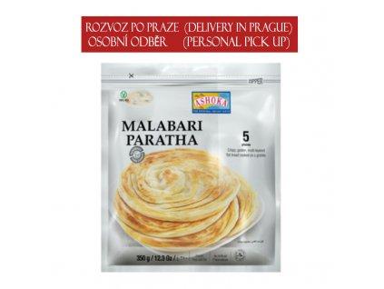 Malabar Paratha, ASHOKA 350g (5ks)