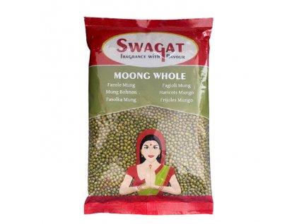 MOONG WHOLE fazole, SWAGAT 500g
