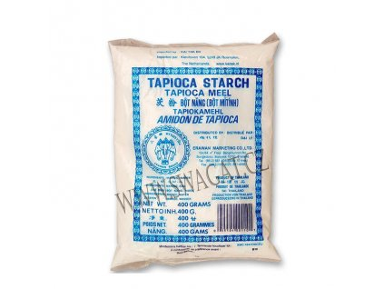 Tapioková škrobová mouka (Tapioca Starch), 400g