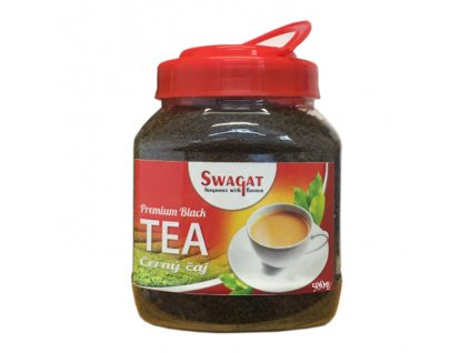 Černý čaj Premium (Black Premium Tea), SWAGAT 500g