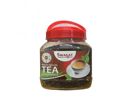 SWAGAT Přírodní Ájurvédský čaj 250g