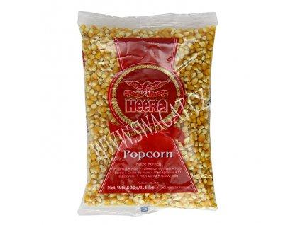 Kukuřice na popcorn (Maize Kernel), HEERA 500g