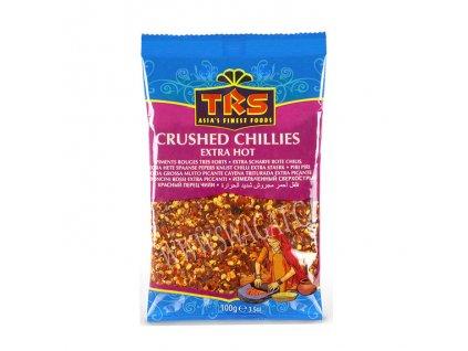 Extra pálivé drcené chilli, TRS 100g