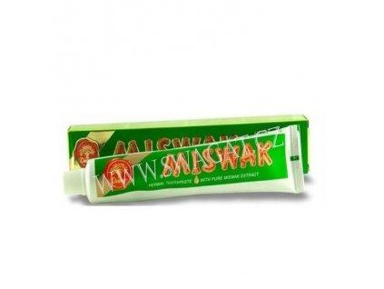 MISWAK - bylinná zubní pasta, DABUR 154g