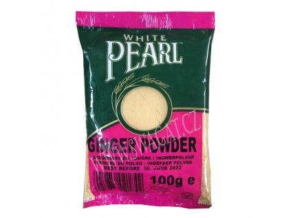 Zázvor mletý (Ginger Powder), WP 100g