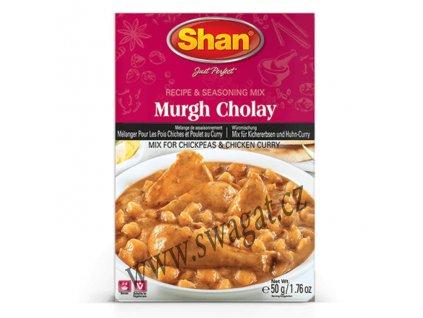 Mix koření Murgh Cholay, SHAN 50g