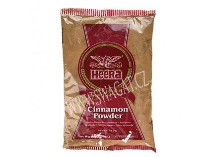 Skořice mletá (Cinnamon Powder), HEERA 400g