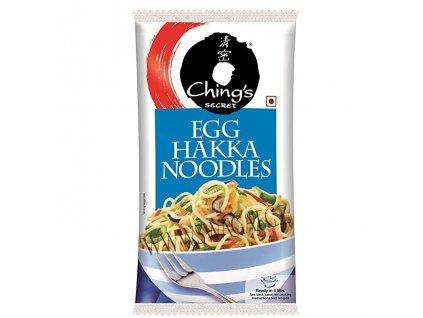 Egg Hakka Noodles – vaječné nudle, CHING'S SECRET 150g