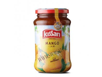Mangový džem (Mango Jam), KISSAN 490g