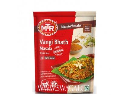 Vangi Bhath Masala instantní směs, MTR 100g