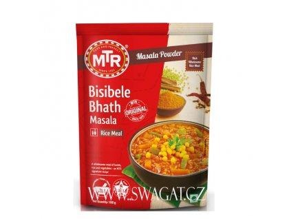 Bisibele Bhath Masala instantní směs, MTR 100g