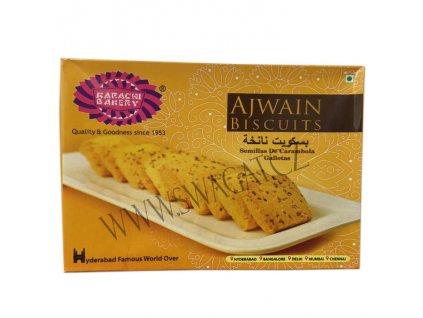 Ajwain Biscuits, KARACHI BAKERY 400g