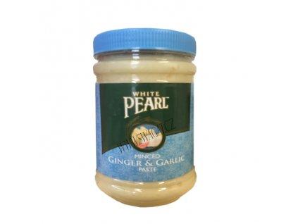 Zázvorovo-česneková pasta (Minced Ginger Garlic Paste), WP 330g