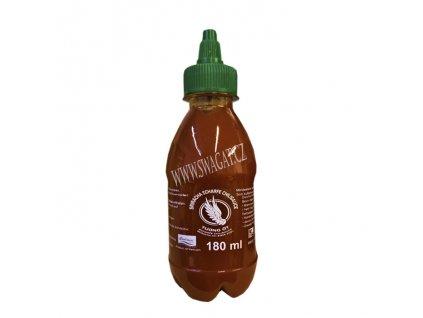 Sriracha Chilli omáčka ostrá, 180ml
