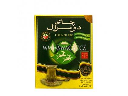 Čínský zelený listový čaj (Pure Chinese Green Leaf Tea), DO GHAZAL 250g