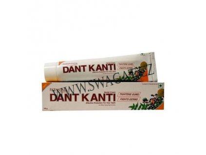 Dant Kanti bylinná zubní pasta (Herbal Toothpaste), PATANJALI 100g