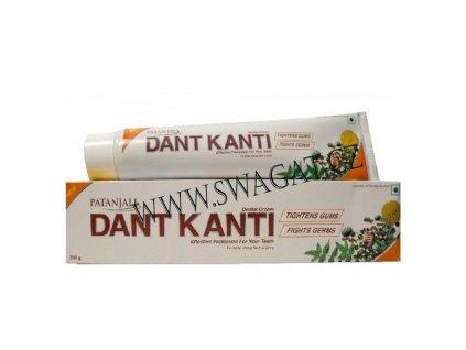 Dant Kanti bylinná zubní pasta (Herbal Toothpaste), PATANJALI 200g
