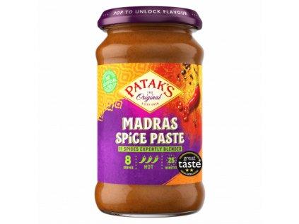 Madras pasta pálivá (Madras Paste Spice), PATAK`S 283g