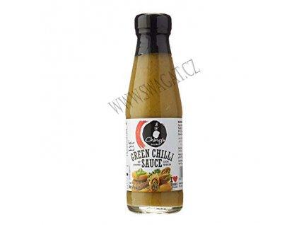 Zelená chilli omáčka (Green Chilli Sauce),  CHING'S SECRET 190g