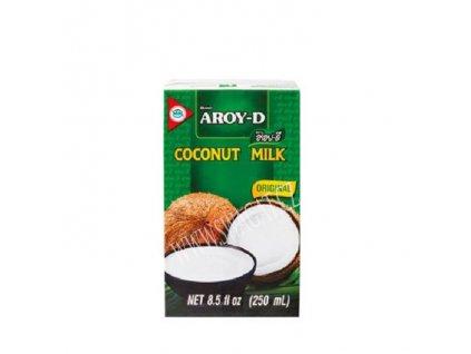 100% Kokosové mléko, AROY-D 250ml