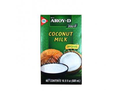 Kokosové mléko, AROY-D 500ml