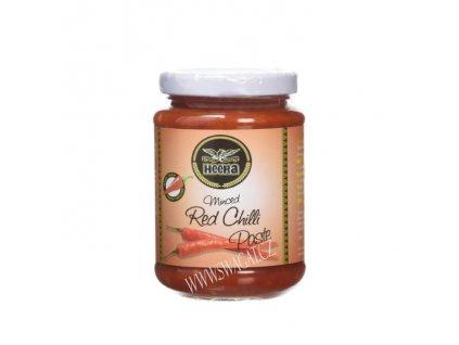 Pasta z mletých červených chilli, HEERA 210g,