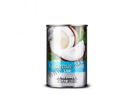 Kokosové mléko (6%) , THAI PRIDE 400ml