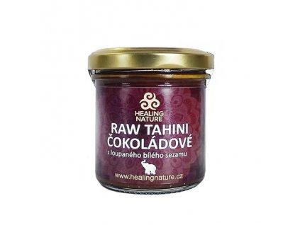RAW Tahini čokoládové (Raw Tahini Chocolate), 165ml