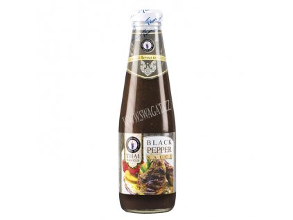Pepřová omáčka (Black Pepper Sauce), THAI DANCER 300ml