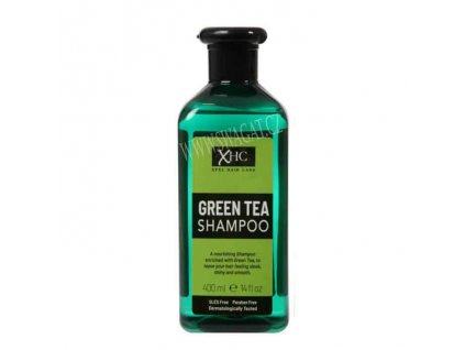 Šampón se zeleným čajem, XPel 400ml