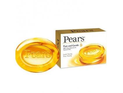 Glycerinové transparentní mýdlo s přírodními oleji PEARS 125g