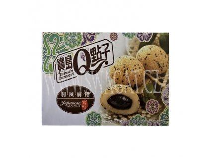 Japonské Mochi sezamové (Mochi Sesame), TAIWAN DESSERT 210g