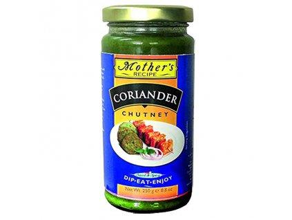Koriandrový Chutney (Coriander Chutney),  250g