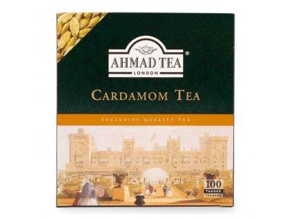 Čaj s kardamomem, AHMAD TEA 100 sačků