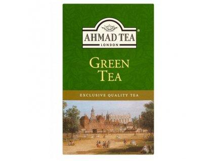 Zelený čaj sypaný, AHMAD TEA 500g