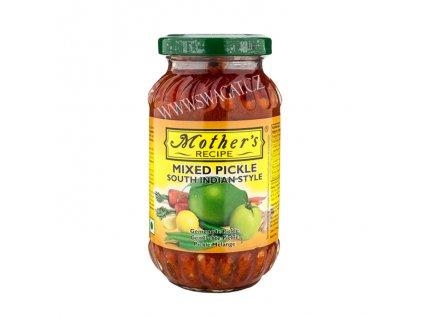 Naložená pikantní zelenina s ovocem (Mixed Pickle), 300g